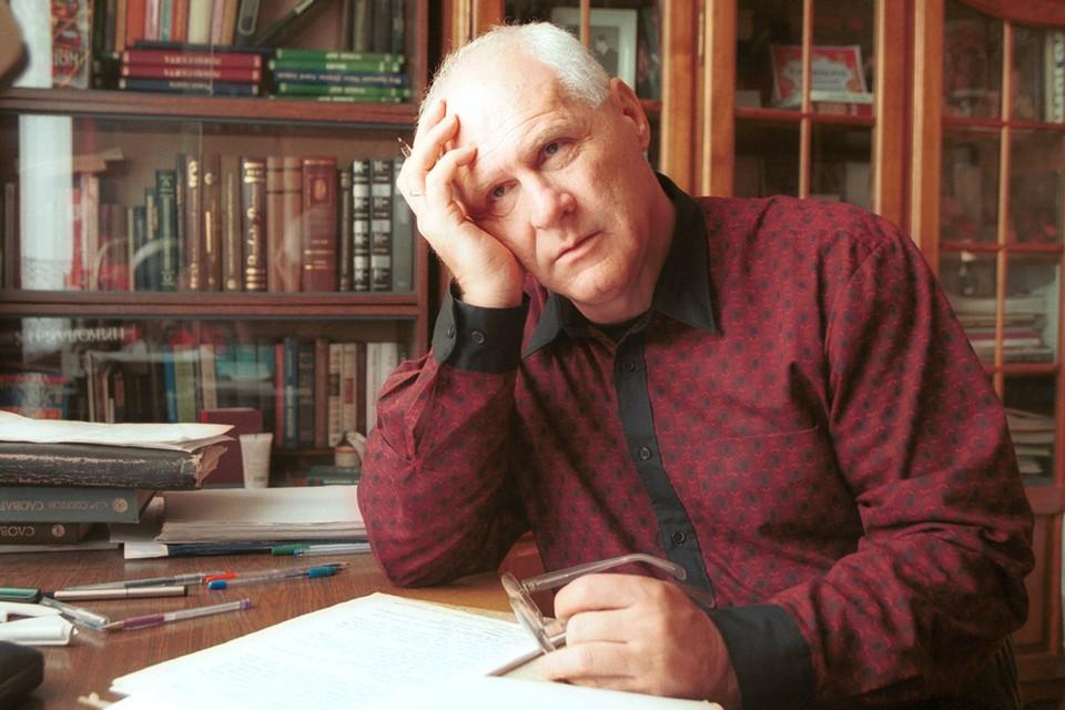 Анатолий Трушкин в 2003 году.