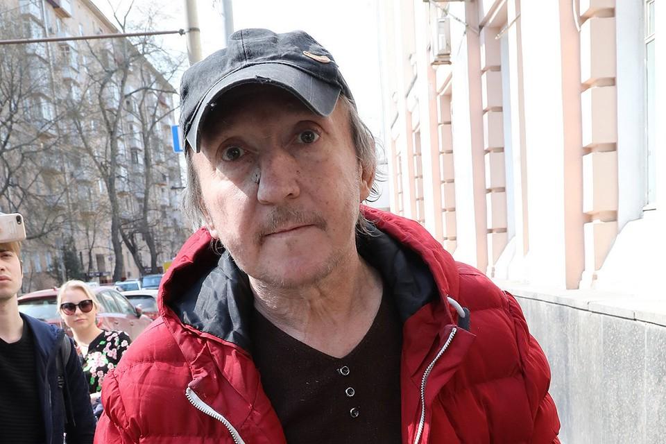 Актер Александр Числов.