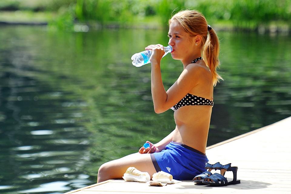 Самым лучшим напитком для утоления жажды является обычная вода
