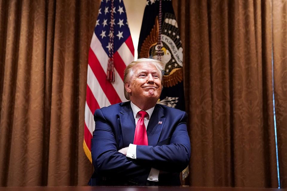 14 июня президенту США Дональду Трампу исполнилось 74 года.
