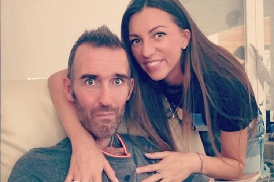Вероника Риксен написала книгу о муже и его борьбе с болезнью. Фото: instagram.com/veronikaricksen