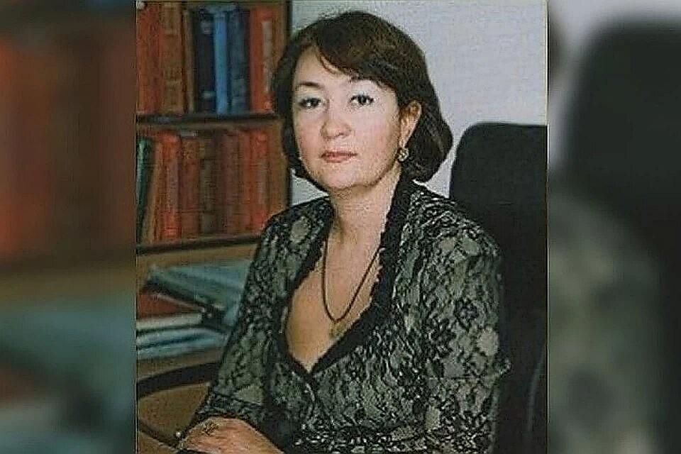 «Золотая судья» Елена Хахалева отказалась раскрыть свой доход