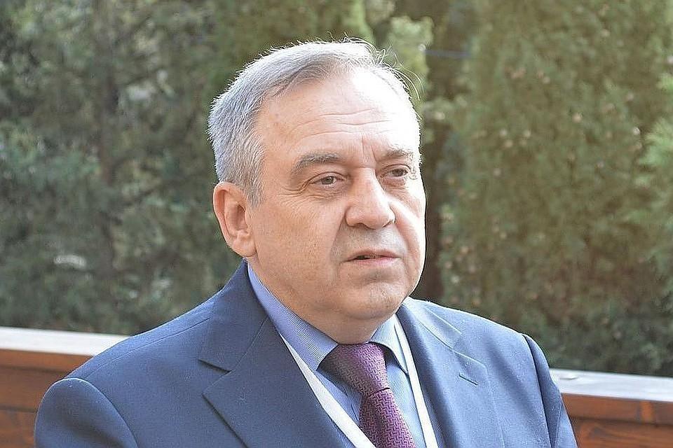 Георгий Мурадов.