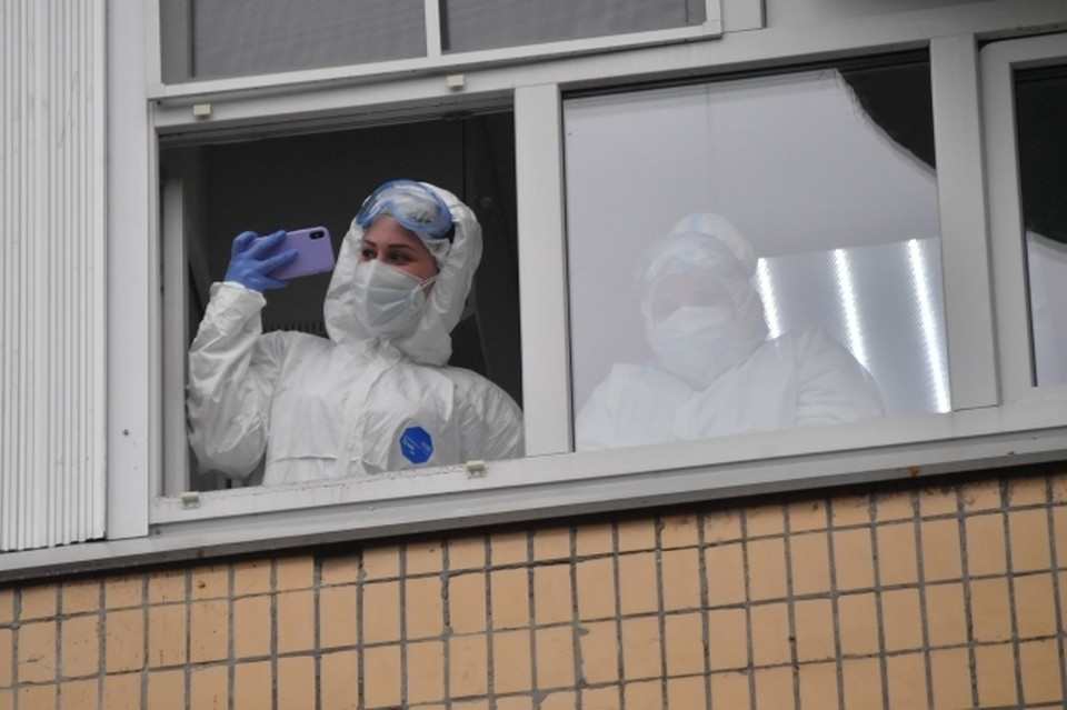 Медики тоже устали от коронавируса