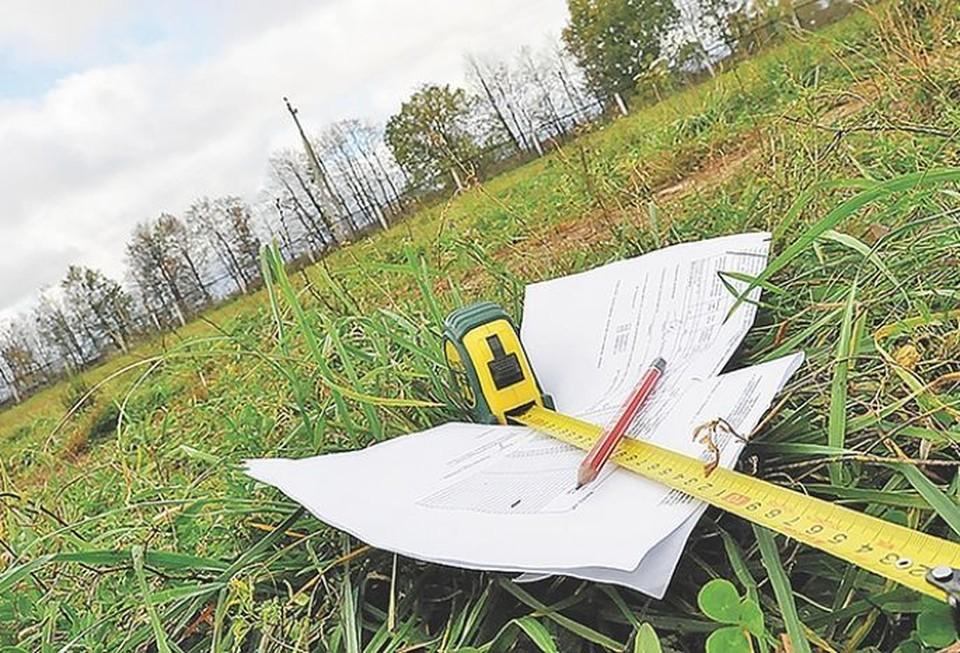 В Удмуртии отмежевано чуть больше половины всех земельных участков