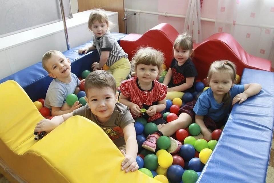 25 детских садиков планируют построить в Крыму за три года
