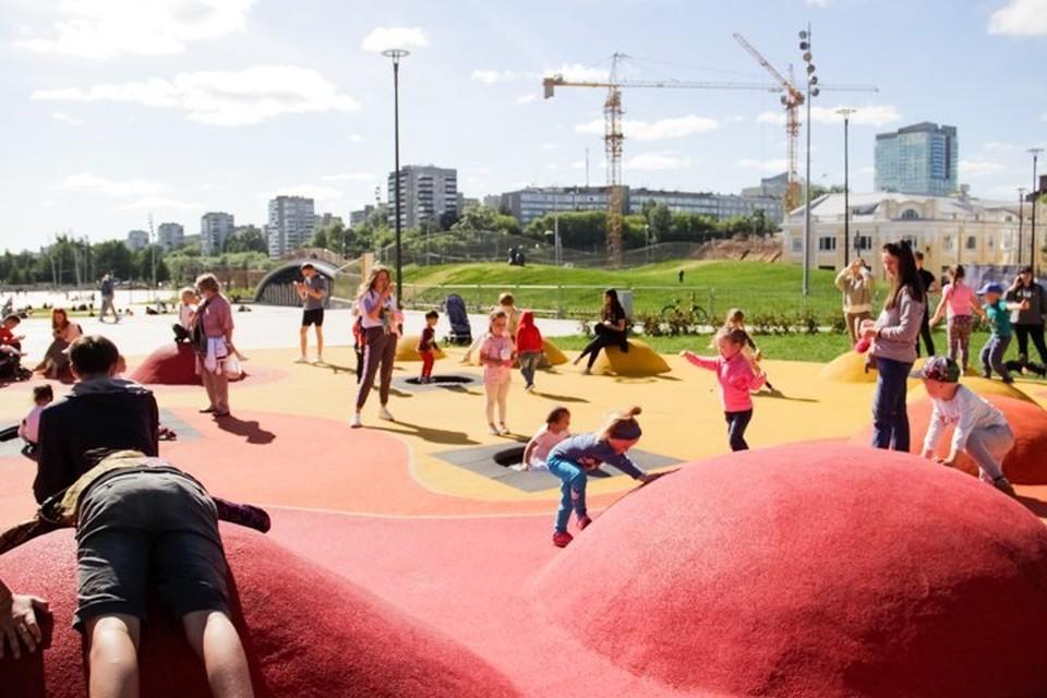 В Прикамье планируют открыть детские площадки и загородные лагеря.
