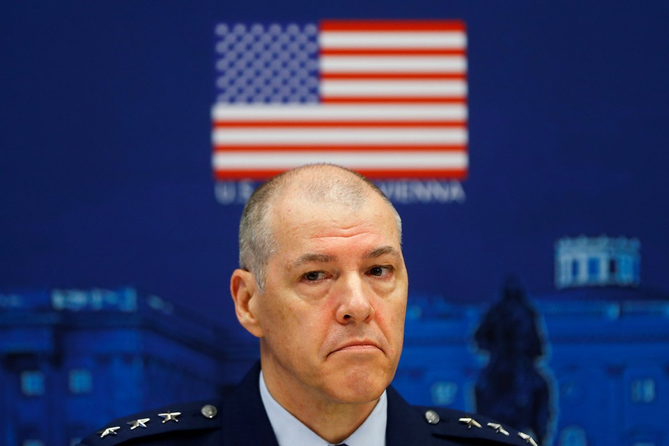 Спецпредставитель президента США по вопросам контроля над вооружениями Маршал Биллингсли