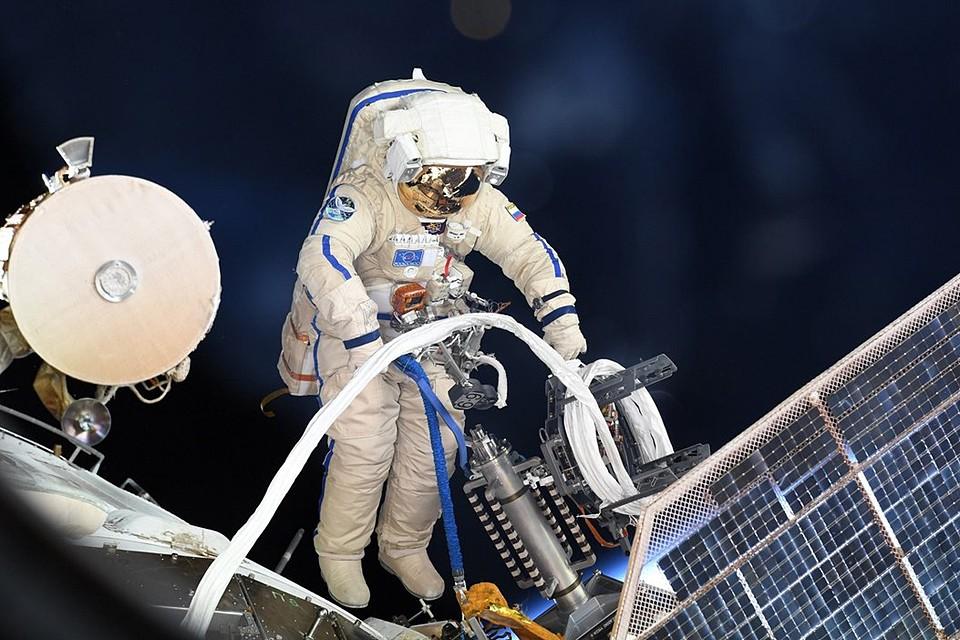 Несмотря на почти 60-летнюю историю нашей космической Одиссеи, людей, побывавших на орбите, у нас до сих пор чуть больше сотни