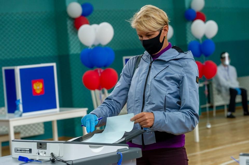В России прошло голосование по поправкам в Конституцию