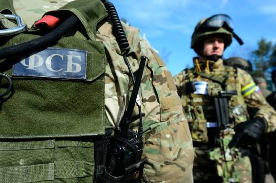 ФСБ пресекла деятельность преступной группы. Фото ФСБ России