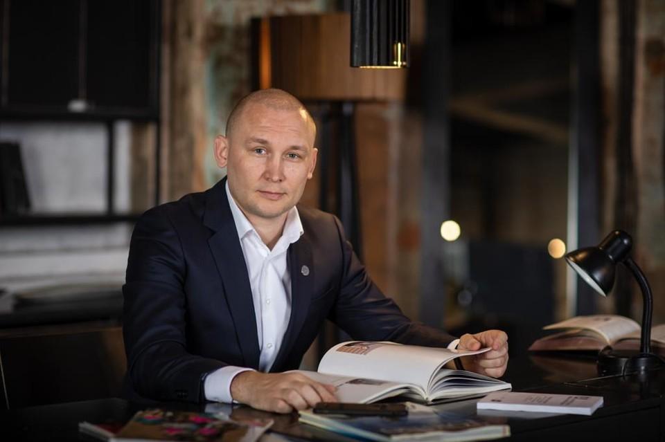 Председатель экспертного совета Национального антинаркотического союза Никита Лушников