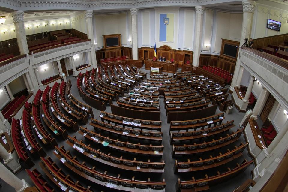 В Верховной Раде Украины объявили о создании межфракционного депутатского объединения «За демократическую Билорусь»