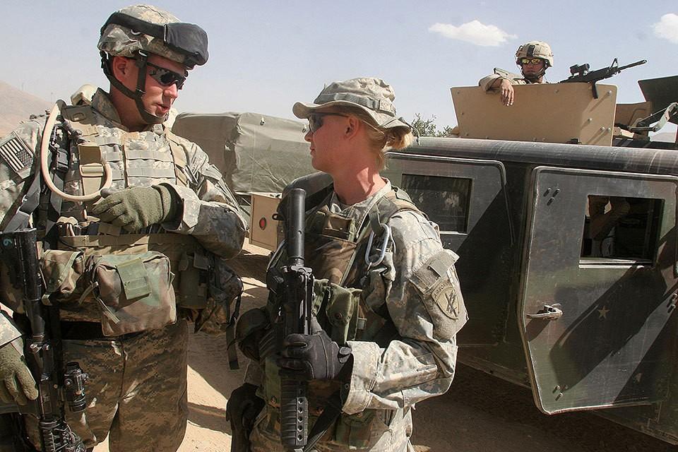 Американские разведчике под Кабулом могут быть замешаны в наркотрафике.
