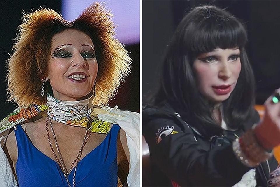 Как выглядела Жанна Агузарова до пластики и что с ней стало теперь