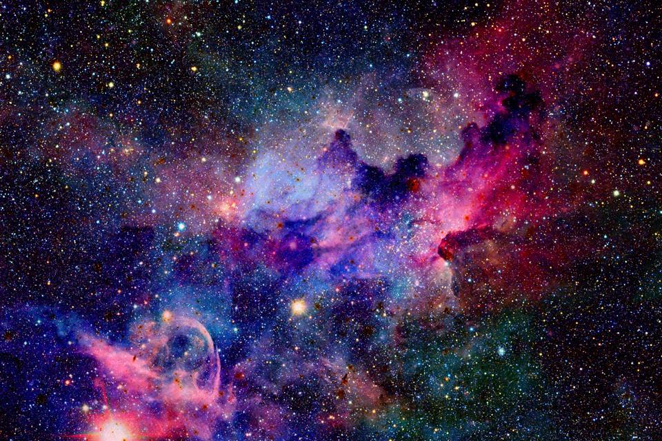 Вселенная похожа на гигантскую трех-мерную паутину, в сети которой и скрывалась половина массы Вселенной