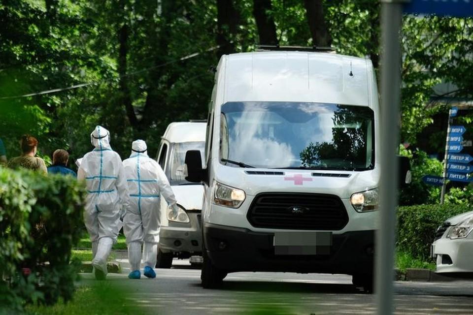 Коронавирусом в регионе заболели больше 6 тысяч человек.