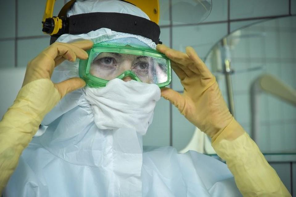 Коронавирусом заболели 113 человек за сутки.