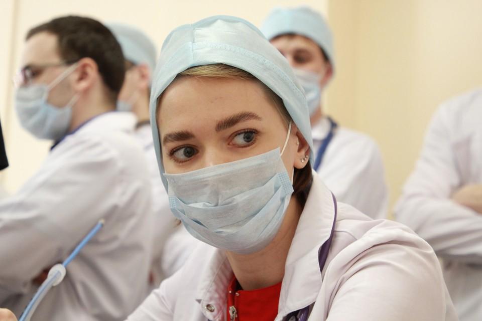 В регионе продолжают регистрировать случаи коронавируса