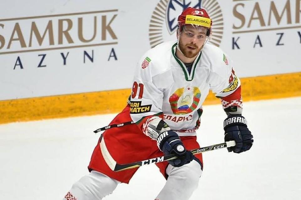 В Хабаровском «Амуре» будет играть нападающий из Беларуси