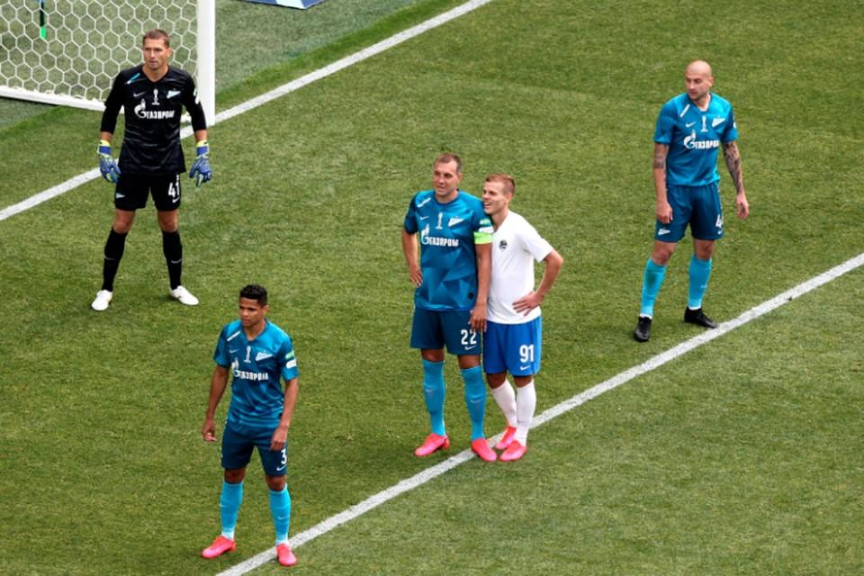 Первая чемпионская победа: «Зенит» обыграл «Сочи» со счетом 2:1.