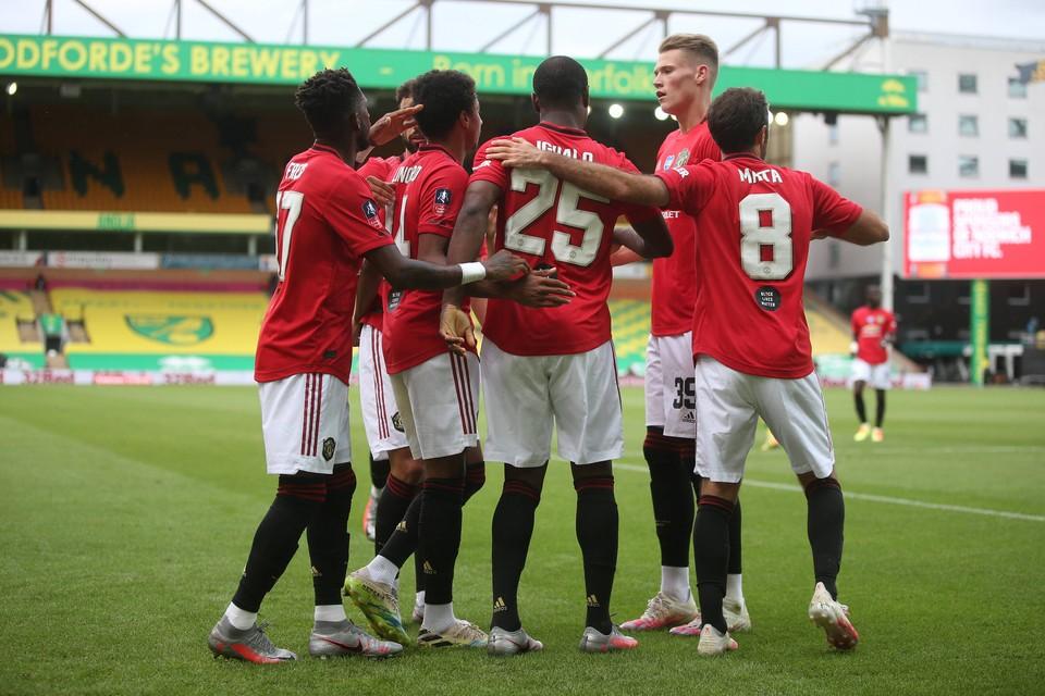"""""""Манчестер Юнайтед"""" узнал дальнейшую судьбу в Лиге Европы."""