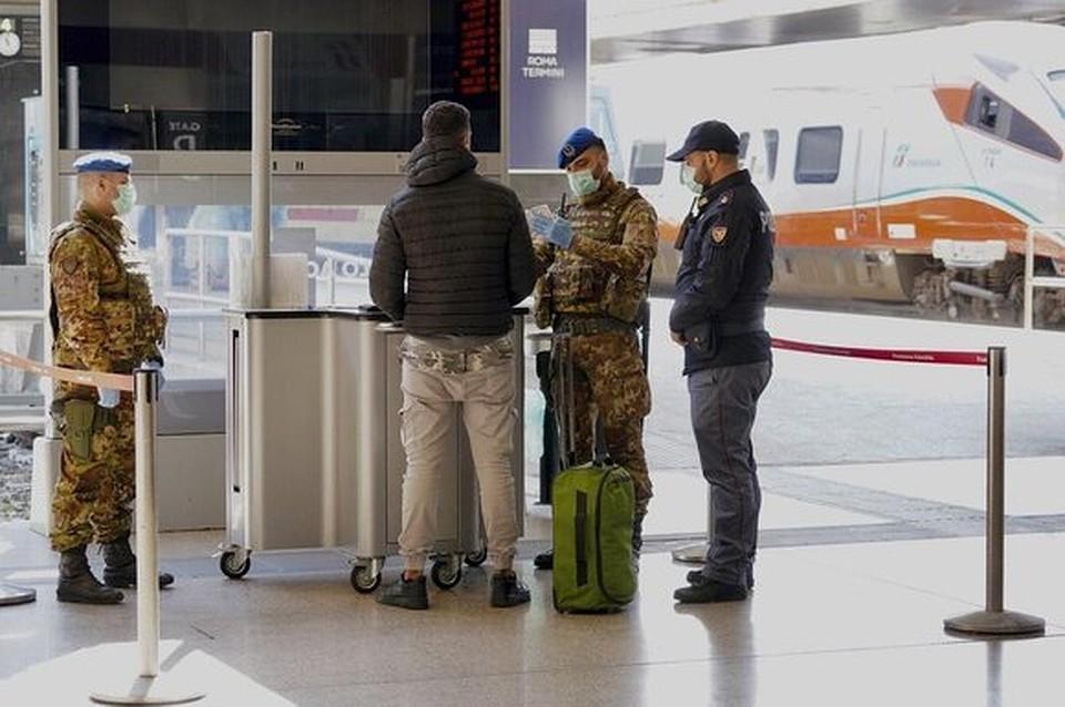 Ариведерчи, Рома: Италия запретила въезд в страну гражданам Молдовы - даже с условием 14-дневного карантина или транзита