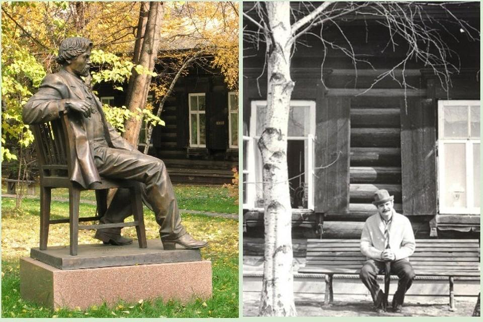 Редкие фото Никиты Михалкова обнаружили красноярские музейщики. Фото: музей-усадьба Сурикова в Красноярске.