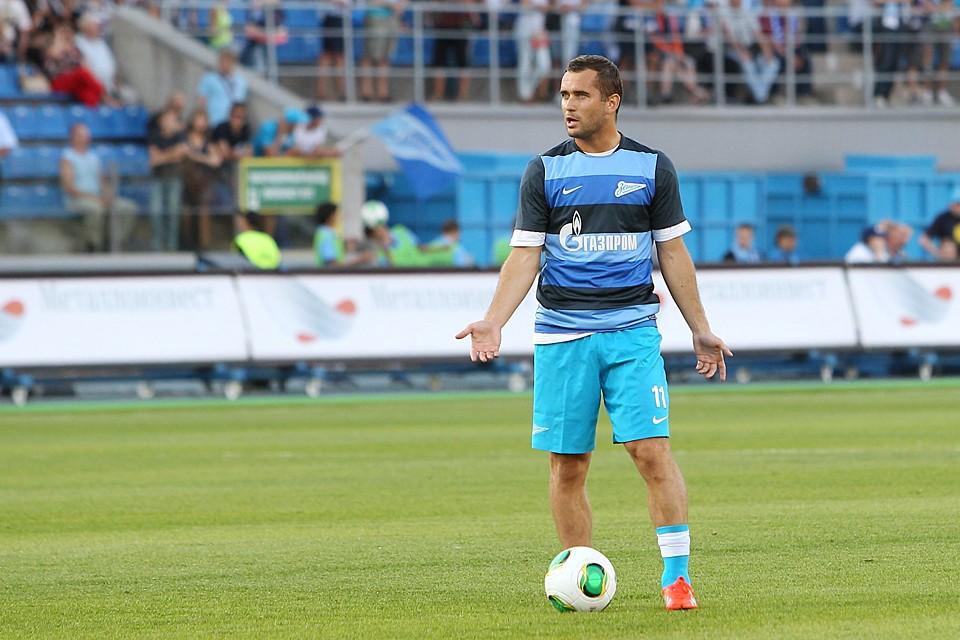 Сейчас Александр Кержаков – уже тренер. А когда был действующим игроком, запомнился тем, что лупил по воротам со всех позиций
