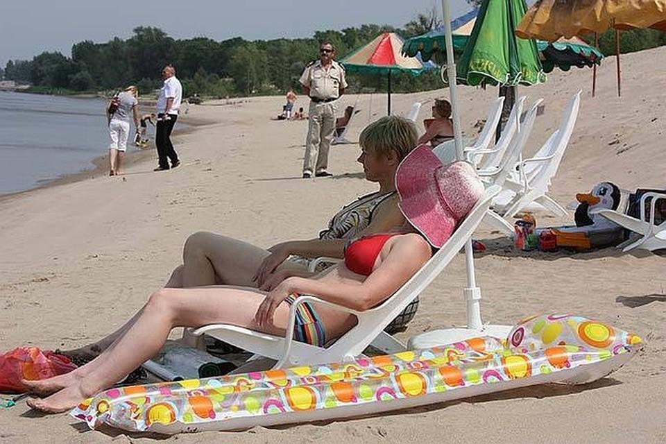 Уже который год пляжей Волгограду катастрофически не хватает.