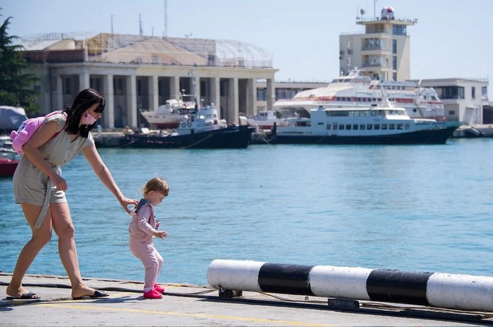 Послаблений для туристов в регионе становится все больше