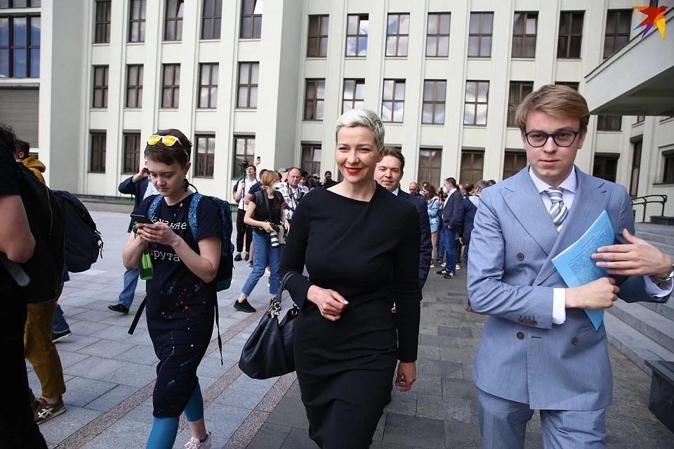 Марию Колесникову и Максима Знака вызвали в генпрокуратуру.