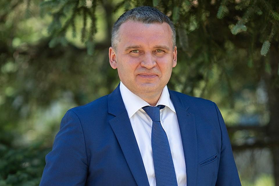 Сергей Анисимов: Район должен процветать. Фото: Евгений Козырев