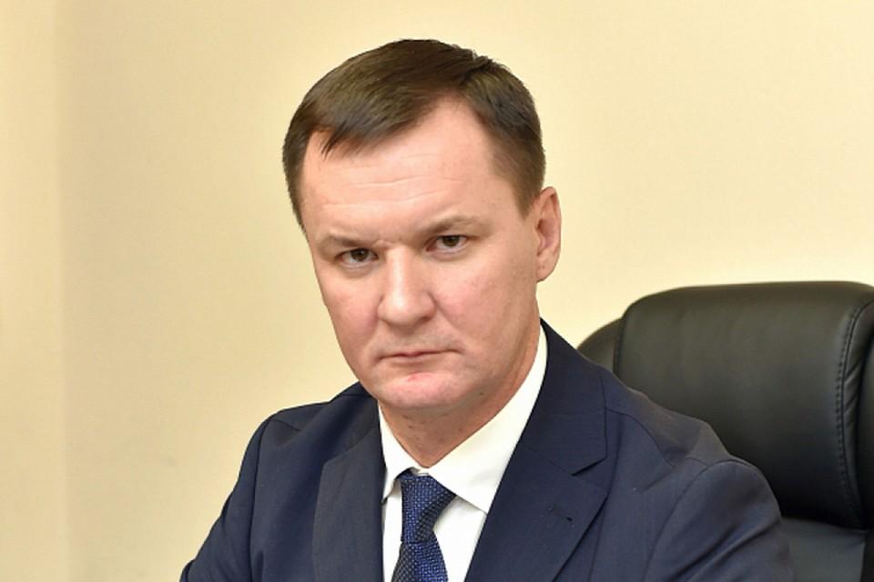 Владимир Хлапов, первый заместитель правительства Хабаровского края ушел в отставку