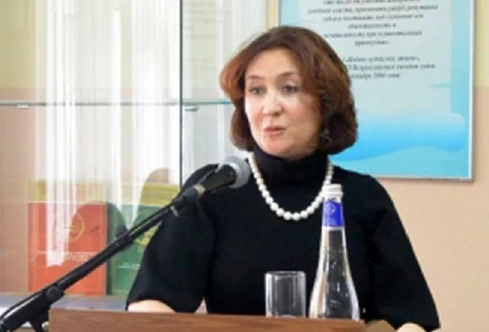 Елена Хахалева. Фото: Российский государственный университет правосудия