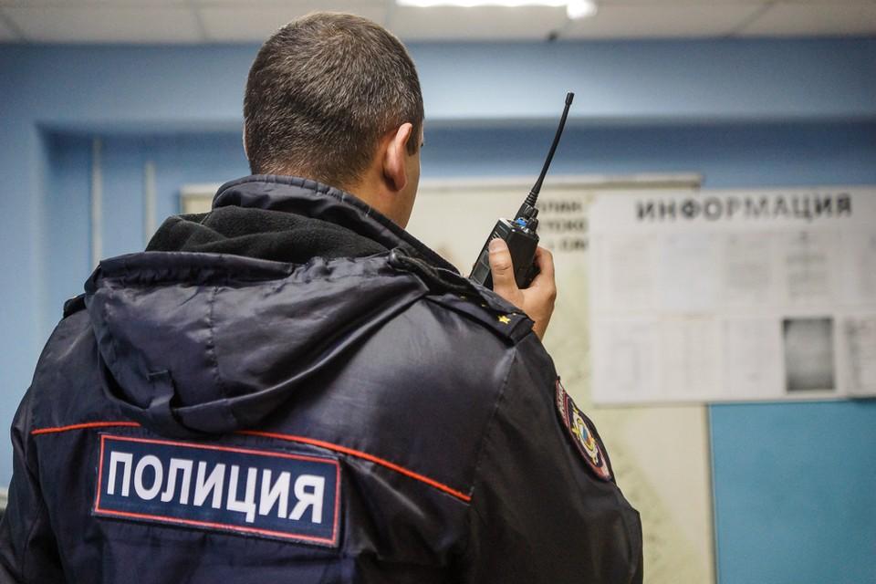 Полиция проводит проверку в детском доме Москвы.