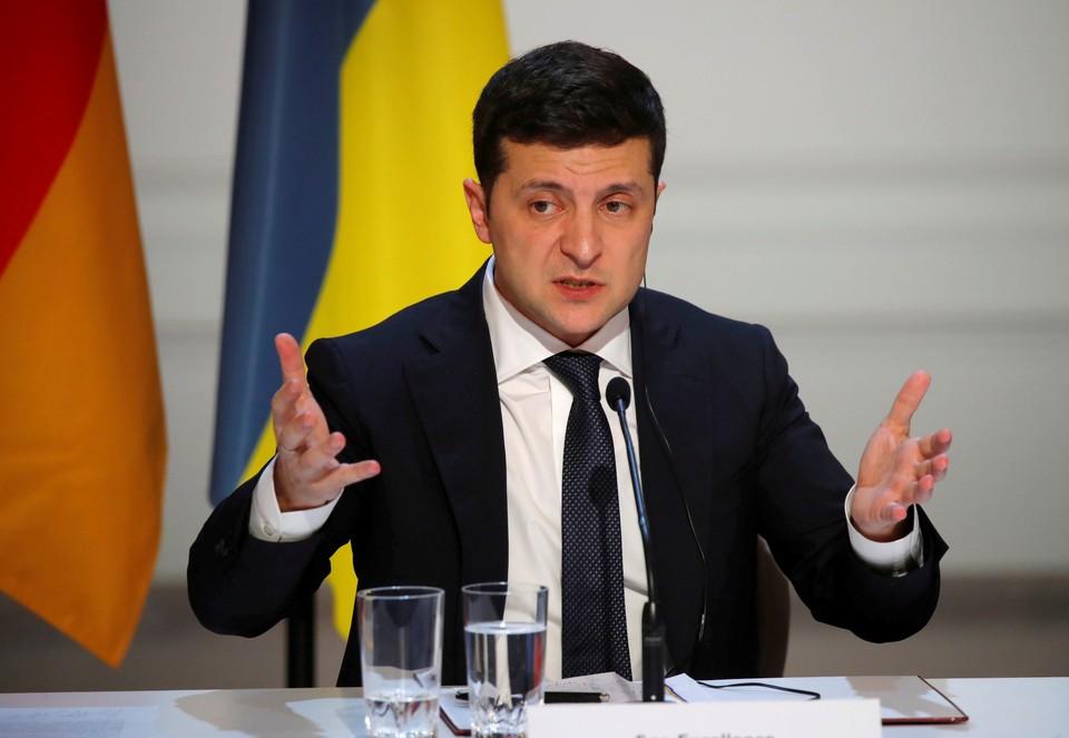 Зеленский потребовал расшифровки всех пунктов Минских соглашений
