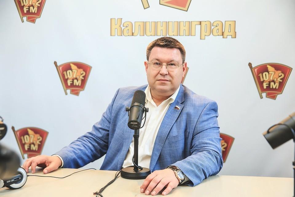 Только у нас. Александр Пятикоп