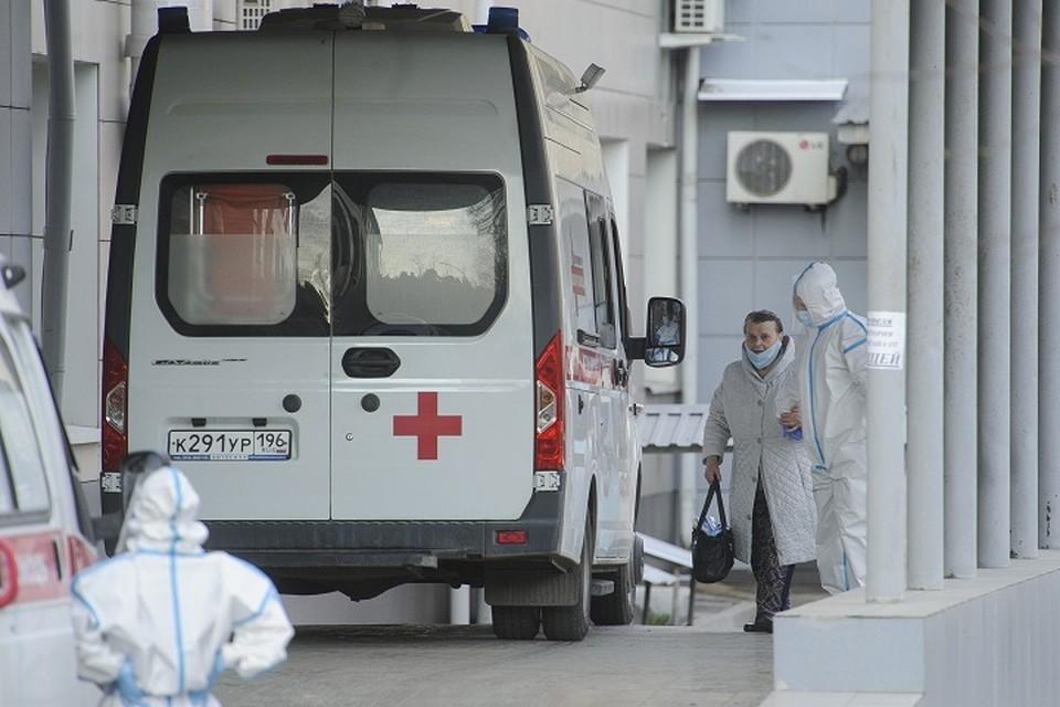 На Урале медики, сражающиеся с COVID-19, не получили выплаты