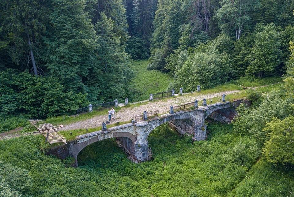 На Урале прокуратура через суд добилась реставрации моста