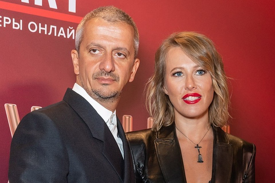 Константин Богомолов подогрел слухи о беременности Ксении Собчак
