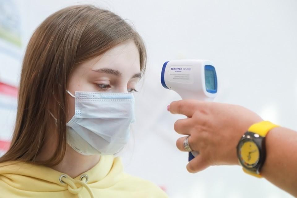 Новые случаи заражения коронавирусом в Красноярске и крае на 28 июля 2020 года