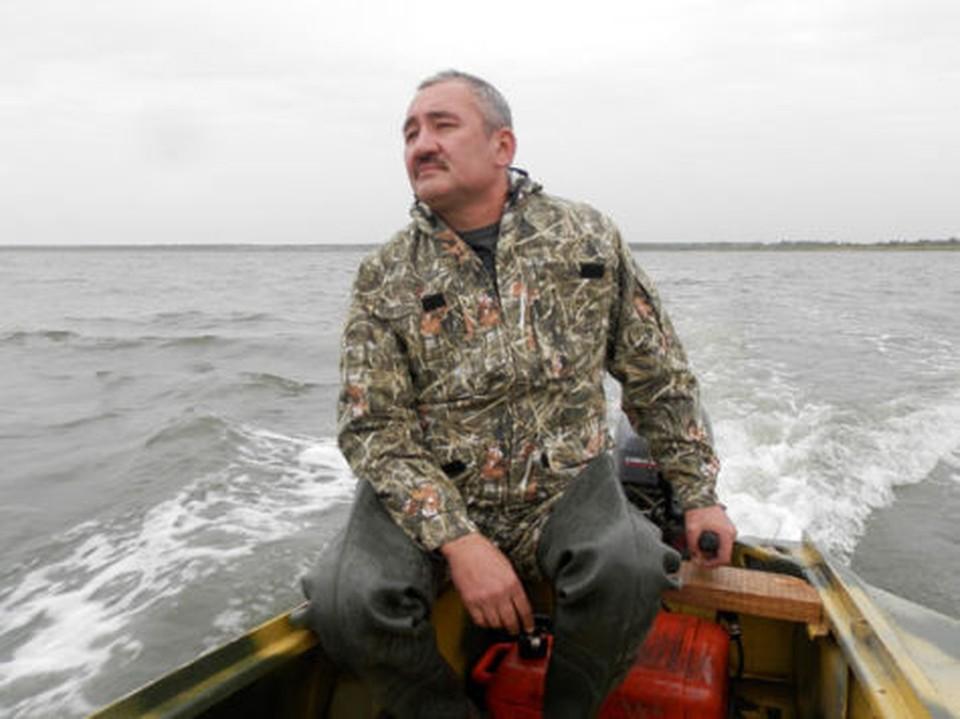 Глава рыбозавода Рафкат Нигаматьянов полон планов на будущее. Фото: АО «Россельхозбанк»