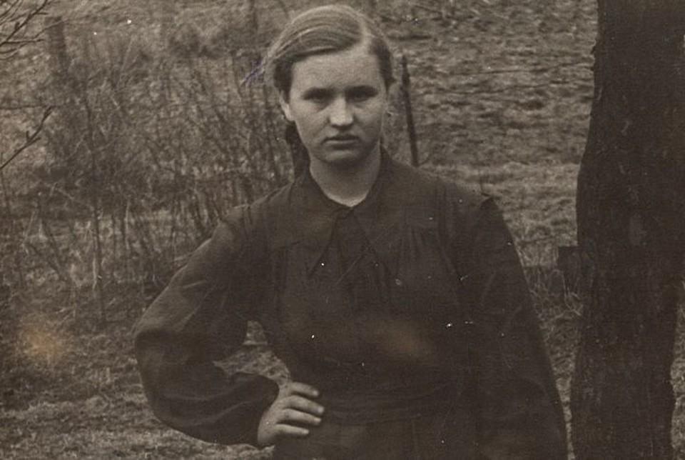 Серафима вместе с семей перебралась в Калининградскую область из-под Курска.