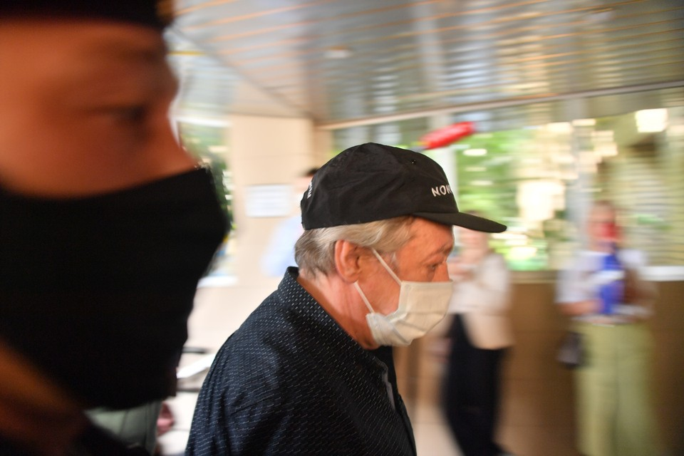 Ефремову продлили срок домашнего ареста до 22 января