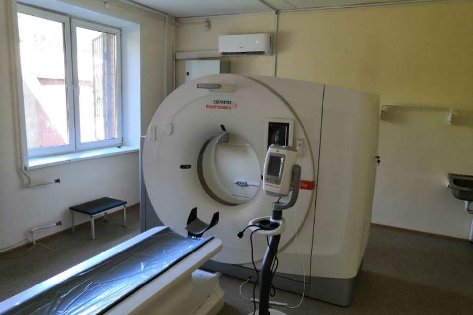 Для ярославского госпиталя купили компьютерный томограф