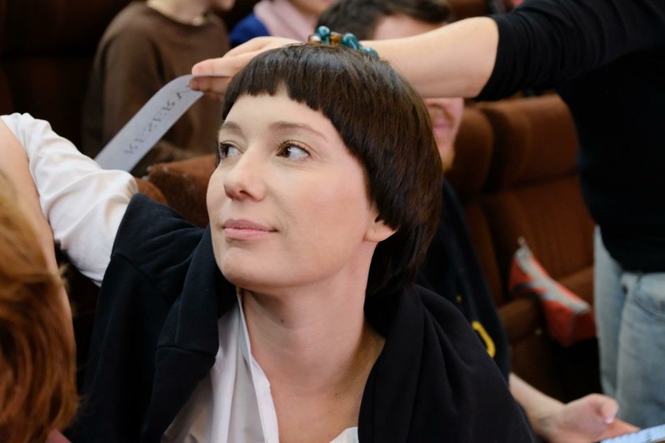 """Чулпан Хаматова не видит никакой """"чудовищной ситуации"""" в театре, о которой заявил Гармаш"""