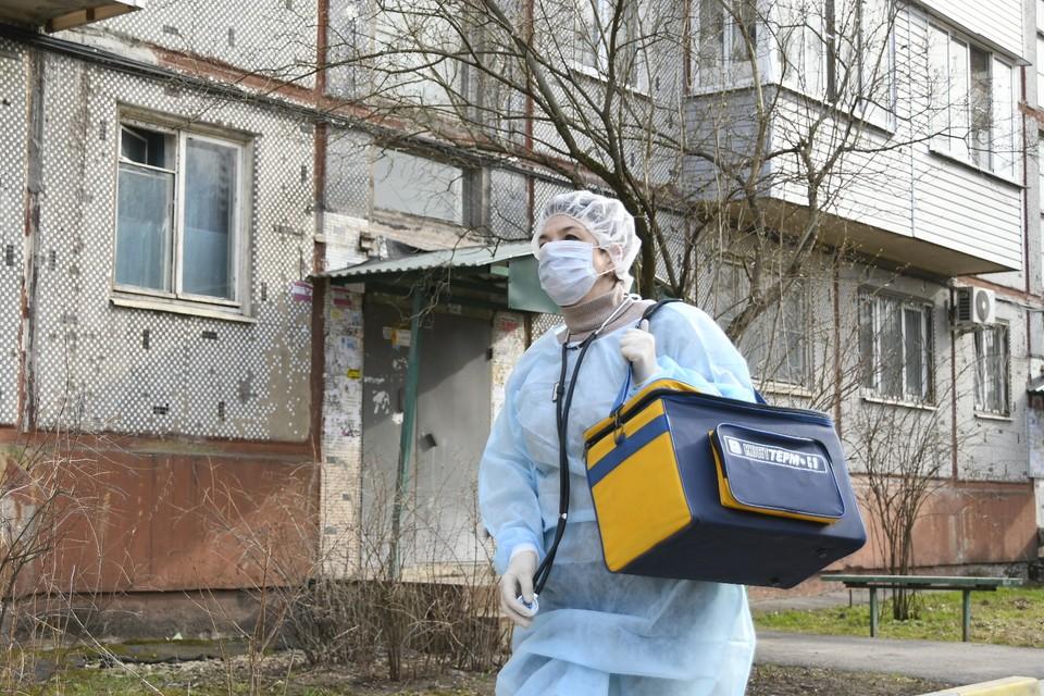 Мы собрали последние новости о коронавирусе в Тульской области на 1 августа 2020
