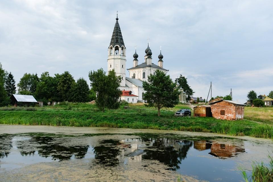 Ивановская область богата на живописные места