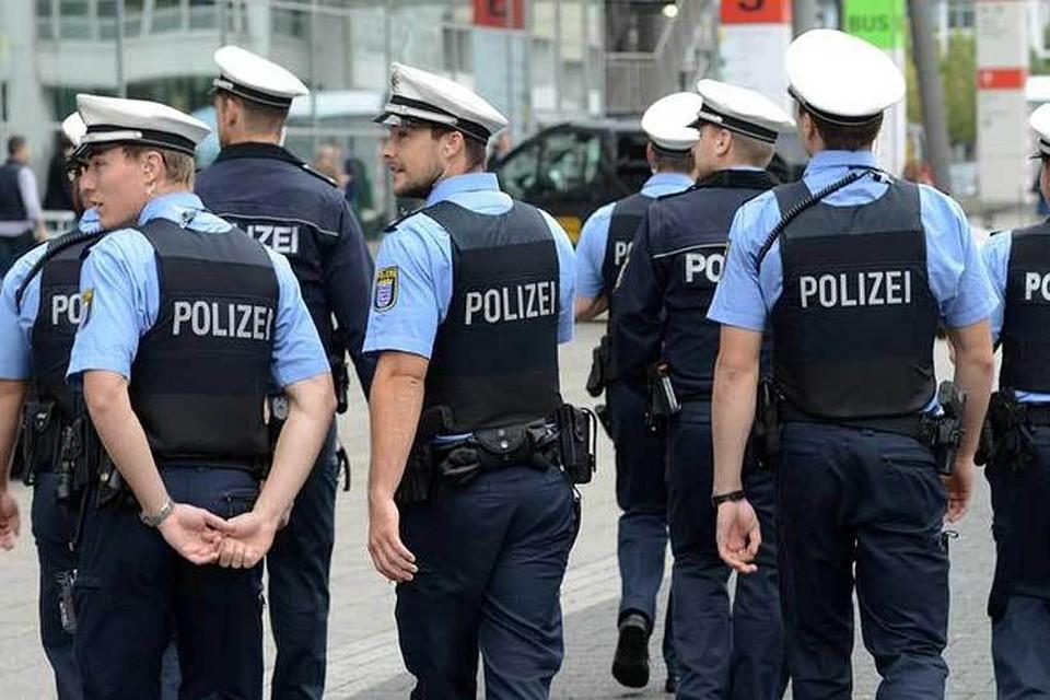 Пятеро человек из Украины и Беларуси находились на территории Германии незаконно и были нелегально наняты. Фото: hessenschau.de